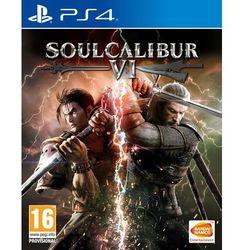 Soulcalibur vi ps4 marki Namco