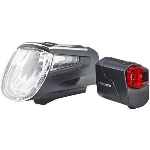 Ls 560 I Go Controlls 72 Zestaw Oświetlenia Czarny 2018 Oświetlenie Rowerowe Zestawy Trelock