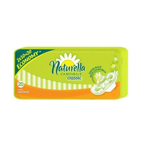 NATURELLA 20szt Classic Normal Podpaski