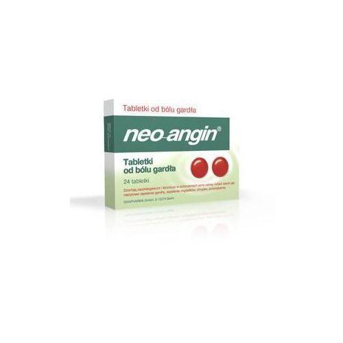 Tabletki NEO-ANGIN x 24 tabletki do ssania