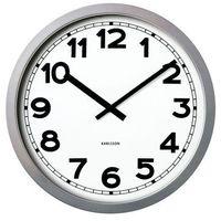 Zegar ścienny giant numbers by marki Karlsson