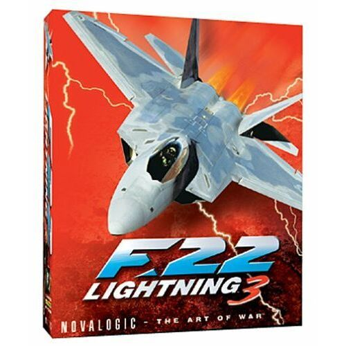 F-22 Lightning 3 (PC)