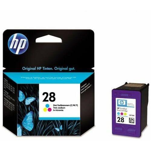 Hp oryginalny ink c8728ae, no.28, color, 8ml, hp deskjet 3420, 3325, 3550, 3650, oj-4110, psc-1110