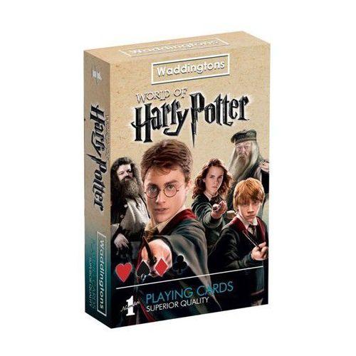 Karty do gry World of Harry Potter wersja angielska - Jeśli zamówisz do 14:00, wyślemy tego samego dnia.