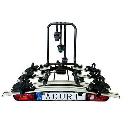 Bagażniki rowerowe do samochodu Aguri Bagażniki dachowe, bagażniki rowerowe BOXCARS