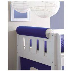 Ticaa wałek/podłówek do łóżka kolor niebiesko-biały marki Ticaa kindermöbel