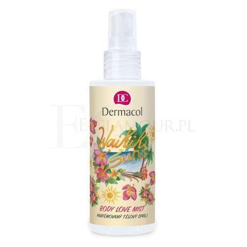 body love mist waikiki sun spray do ciała dla dzieci 150 ml dla kobiet marki Dermacol