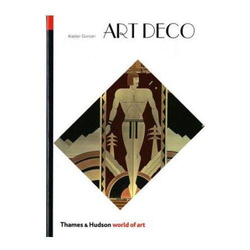 Art Deco, oprawa miękka