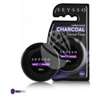 Seysso Carbon (U) nić dentystyczna z aktywnym węglem