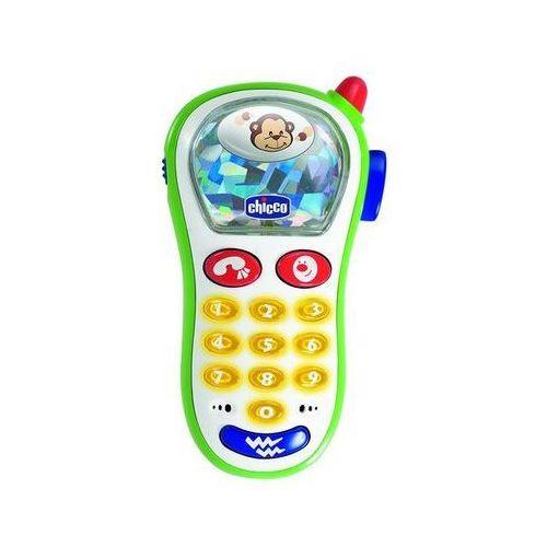 telefon z aparatem fotograficznym marki Chicco