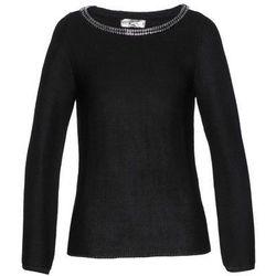 Sweter bez zapięcia w stylu hippie bonprix antracytowo-morski, w 2 rozmiarach