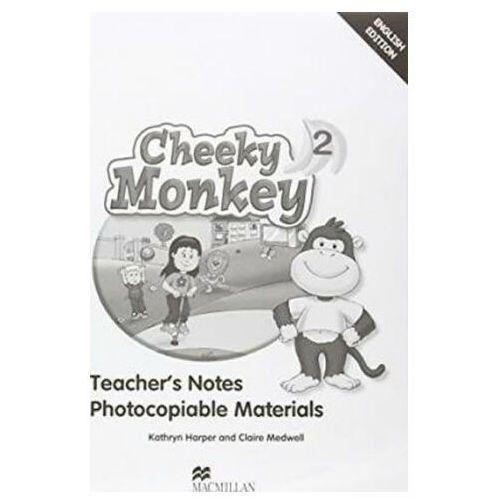 Cheeky Monkey 2 Książka Nauczyciela (9780230011526)