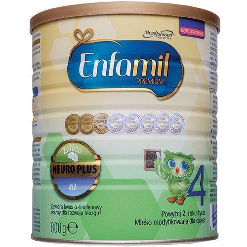 Enfamil 800g premium 4 mleko modyfikowane dla dzieci powyżej 2 roku życia