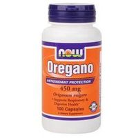 NOW Foods Oregano, 100 tabl