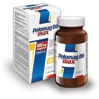 Tabletki POLOMAG B6 MAX x 90 tabletek