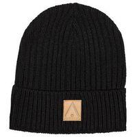 czapka zimowa CLWR - Badge Beanie Black (900)