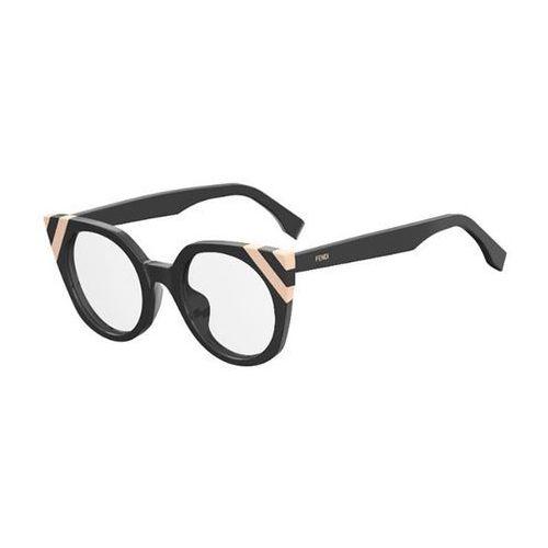 Okulary korekcyjne ff 0246 kb7 Fendi