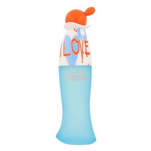 Moschino Cheap & Chic I Love Love Woman 100ml EdT