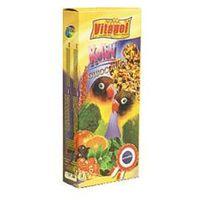 kolby owocowe dla papużek nierozłączek 2szt. 90g marki Vitapol