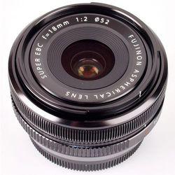 Obiektywy fotograficzne  Fujinon