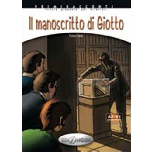 Il Manoscritto Di Giotto Książka + Cd Poziom A2-B1, Oddo, Fulvia
