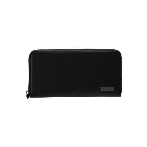 Calvin Klein ANDREW LARGE ZIPAROUND Portfel black