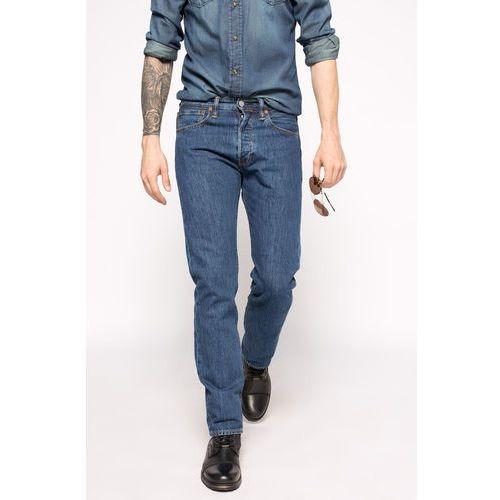 Levi's - Jeansy 501 Original Fit Stonewash, jeansy