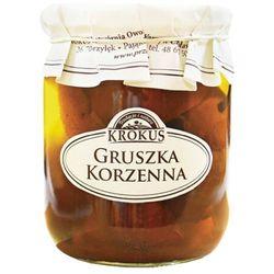 Przetwory warzywne i owocowe  Krokus PyszneEko.pl