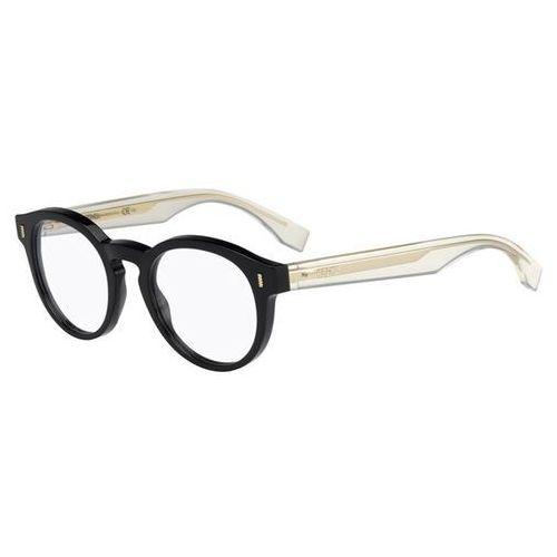 Okulary Korekcyjne Fendi FF 0028 COLOR BLOCK YPP
