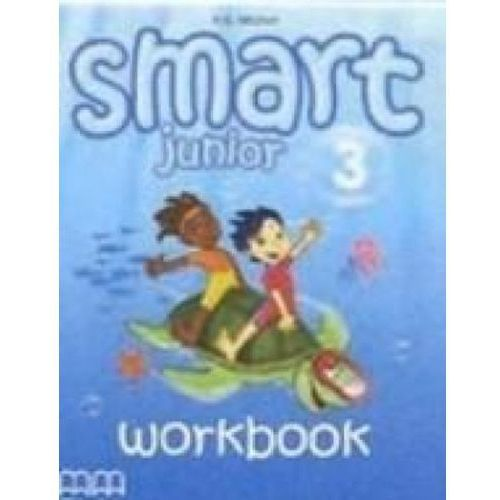 Smart Junior 3 WB MM PUBLICATIONS - Mitchell H. Q., MM PUBLICATIONS