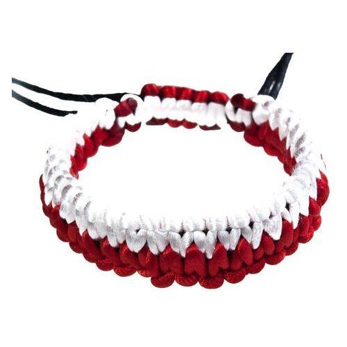 Biało-czerwona, kolor biały