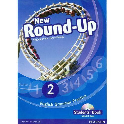 New Round Up 2, Student's Book (podręcznik) plus CD-ROM (160 str.)