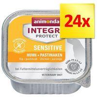 Zestaw Integra Protect Sensitive, 24 x 150 g - Kurczak i pasternak