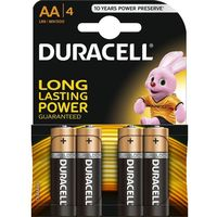 Duracell Bateria  mn1500 (k4) copper and black (5000394076952)