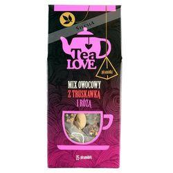 Owocowa herbata  TEA LOVE Café Silesia
