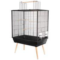 klatka neo jili xl dla ptaków kol. czarny dostawa gratis od 99 zł + super okazje marki Zolux