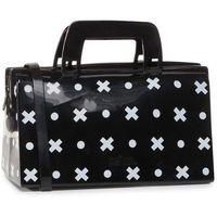 Torebka MELISSA - Magic Bag + Gato Felix 34186 Black/Whie 51492