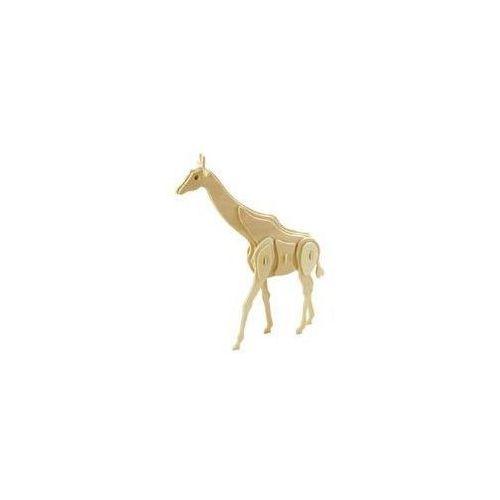 Puzzle drewniane 3D Żyrafa 6946785101805