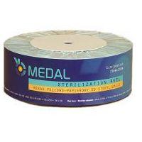 Rękaw do sterylizacji płaski 75mm x 200m marki Medal