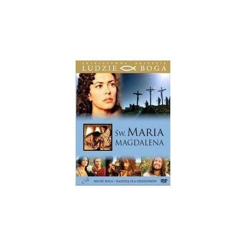 Św. maria magdalena + film dvd Praca zbiorowa