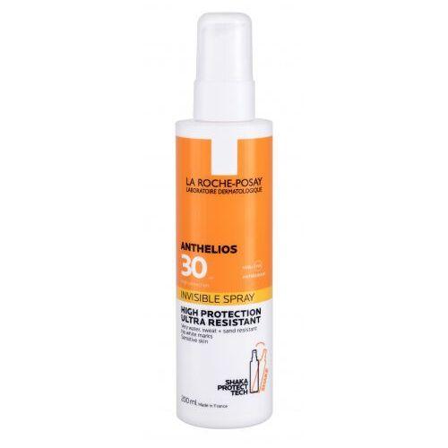 La roche-posay anthelios invisible spray spf30 preparat do opalania ciała 200 ml dla kobiet