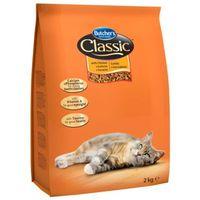 BUTCHER'S 2kg Classic Kurczak Karma sucha dla dorosłych kotów