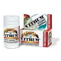 VITRUM x 100 tabletek