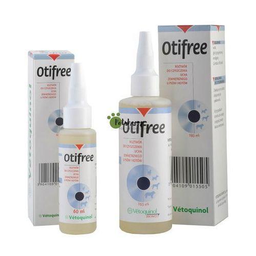 Vetoquinol otifree - preparat do czyszczenia uszu 60ml - 60