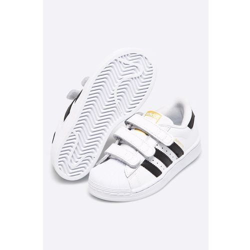 b48e5623f6d64 adidas Originals - Buty dziecięce Superstar Foundation - zdjęcie produktu