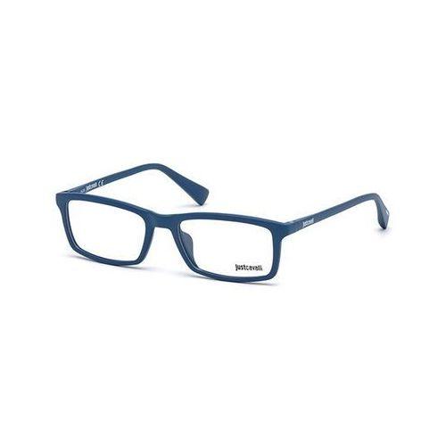 Just cavalli Okulary korekcyjne jc 0758 090