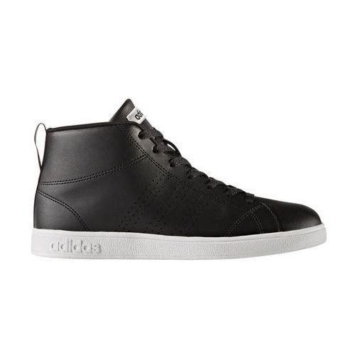 Buty adidas Neo Advantage Clean Mid BB9984, kolor czarny