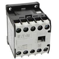 Eaton Stycznik miniaturowy 3 biegunowy ac3 6a 3kw dileem-10 24v 50/60hz 051596  electric