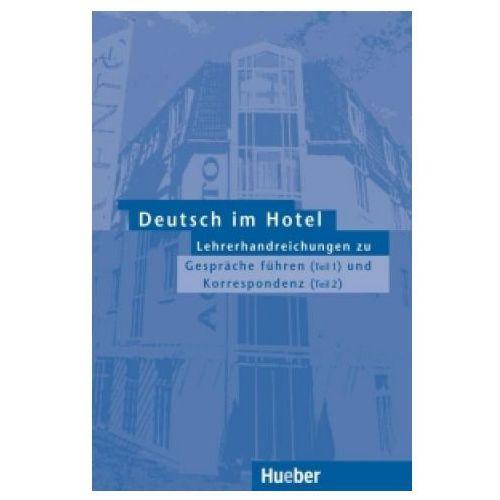 Deutsch Im Hotel. Książka Nauczyciela, Paola Barberis
