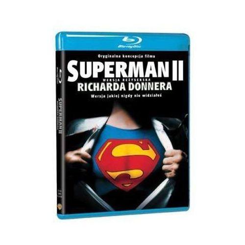 Galapagos sp. z.o.o. Superman ii: wersja reżyserska richarda donnera (blu-ray) - richard donner darmowa dostawa kiosk ruchu